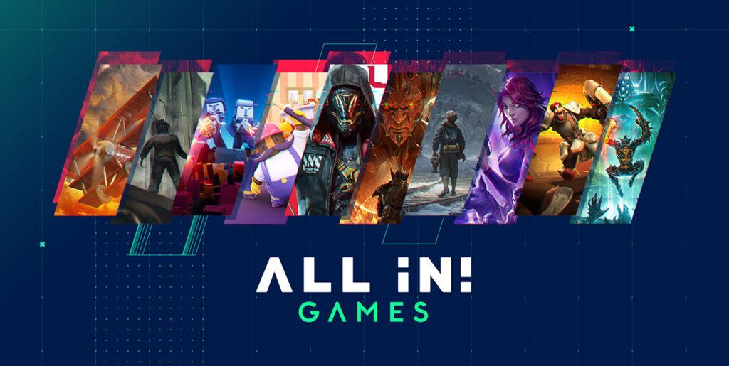 All In Games - Portfolio gier